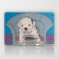 can't this wait until after my first cup Laptop & iPad Skin