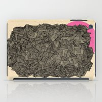 - Obscure The Pink Shade… iPad Case