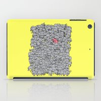 Stand Out  & Be Herd iPad Case