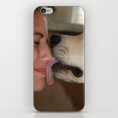 ATTN: DOG LOVERS iPhone & iPod Skin