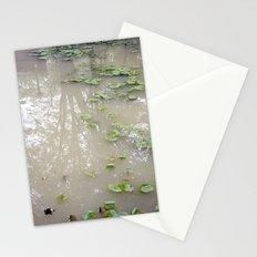 secret garden 9 - Reflection Stationery Cards