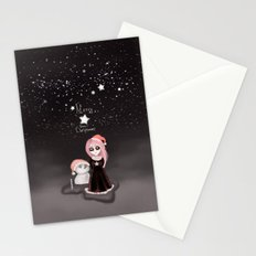 Black Xmas: A Merry Gothic Christmas Stationery Cards
