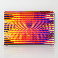 Ripples in a dream iPad Case