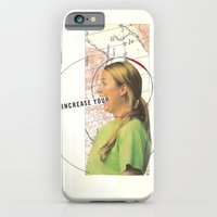 iPhone & iPod Case featuring increase. by Mikey Maruszak