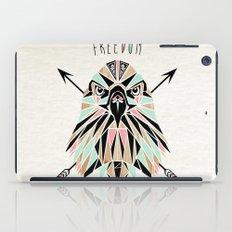 freedom eagle iPad Case