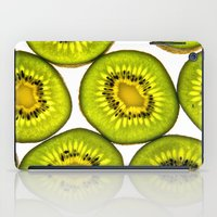 Kiwi Fruit iPad Case