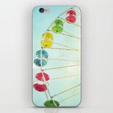 Wheel of Happiness iPhone & iPod Skin