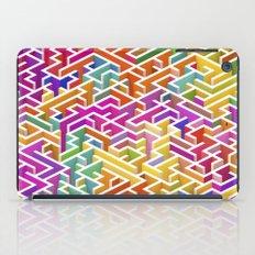 Labyrinth I iPad Case