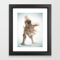 -Assassin 1476- Framed Art Print