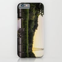 iPhone & iPod Case featuring Rural by Nevermind the Camera