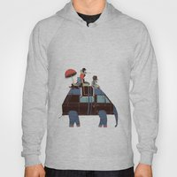 Going By Elephant Hoody