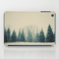 Frost and Fir iPad Case