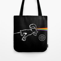 Dark Side Of The WTF! Tote Bag