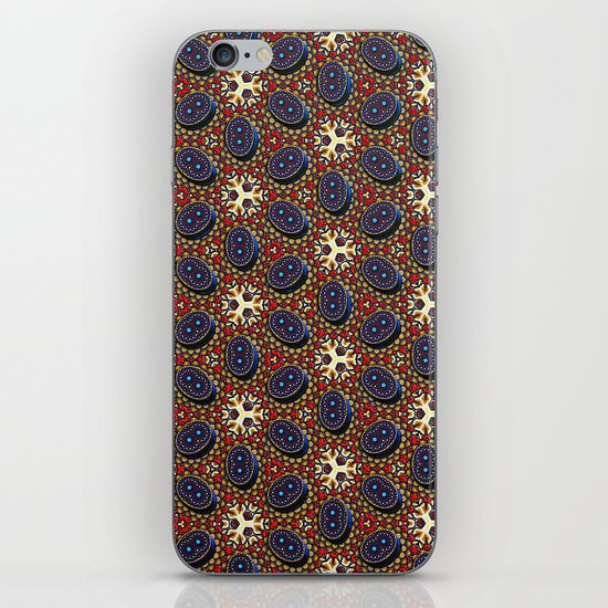Trifle Royale Number 1 iPhone & iPod Skin