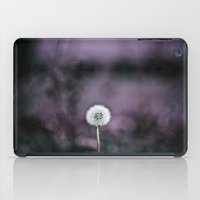 Dandelion iPad Case