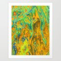 Crater 1 Art Print