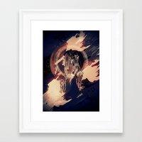 Native Elements 2012 Framed Art Print