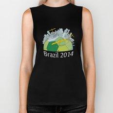 Brazilization Biker Tank