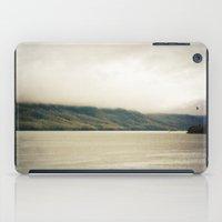 Misty Mountains iPad Case
