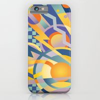 Graphic Abstraction iPhone 6 Slim Case