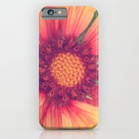 iPhone & iPod Case featuring Pink and Orange by Jessica Torres Photography