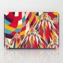 Colorful Mountains iPad Case