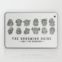The Grooming Guide Laptop & iPad Skin