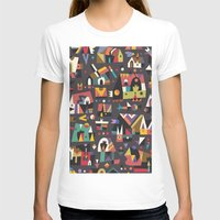 Schema 15 Womens Fitted Tee White SMALL