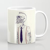 The Gentleman Becomes A … Mug