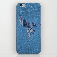 Aboriginal Hawk Wings Attack iPhone & iPod Skin