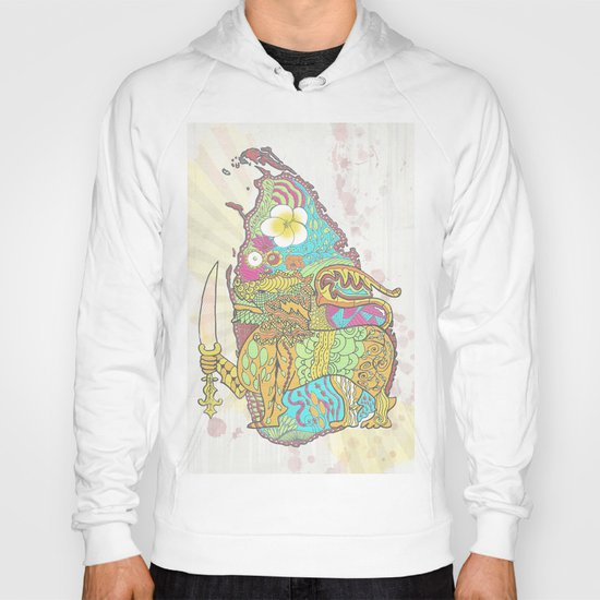 Abstract SL Hoody