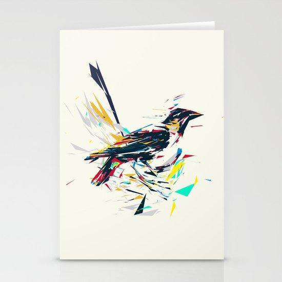 Little Bird Stationery Card