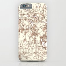 This is What We Call a Life Drawing iPhone 6s Slim Case