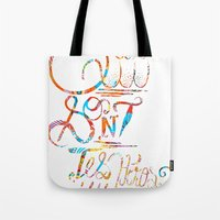 Who are your heroes? Tote Bag