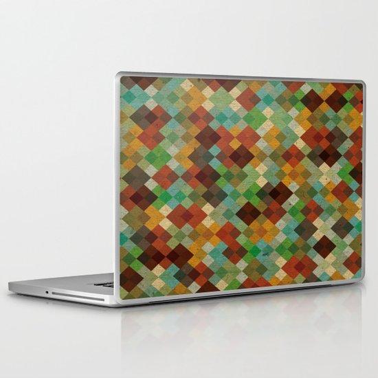 Deckled Formation Laptop & iPad Skin
