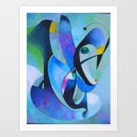ruben 03 Art Print