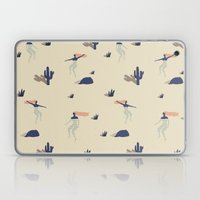 Dezert swim Laptop & iPad Skin