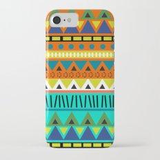 Aztec Indigo Slim Case iPhone 7