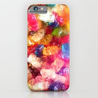 iPhone & iPod Case featuring Gummy Bears by Elizabeth Cakovan