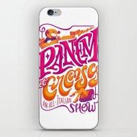 Panem et Circenses iPhone & iPod Skin