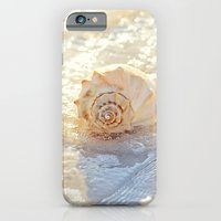 iPhone & iPod Case featuring The Whelk I by Erin Johnson