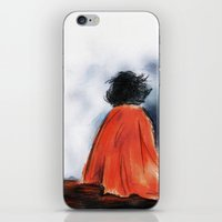 Shock Blanket- BBC's Sherlock iPhone & iPod Skin