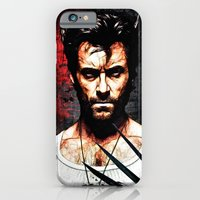 iPhone & iPod Case featuring The Weapon XFactor by D77 The DigArtisT