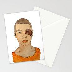 Bruised Thug Stationery Cards