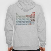 Elements of Star Wars Episodes: IV, V, and VI Hoody