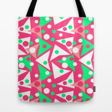 Hot Pinkness Tote Bag
