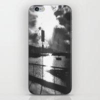 Morning awakes the Harbour iPhone & iPod Skin