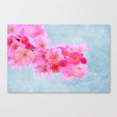Cherry Blossom (in memory of Mackenzie) Canvas Print