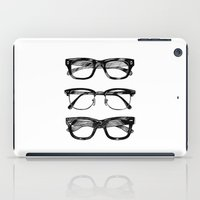 Go Hipster! iPad Case