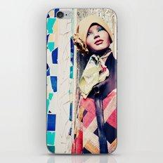 mannequin iPhone & iPod Skin
